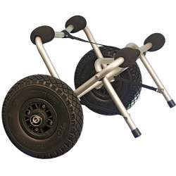 Kayak/Canoe Cart with Tuff-Tire Wheels by Wheeleez™