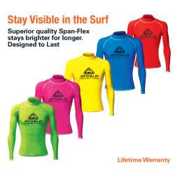 Adrenalin Rash Vest Long Sleeved