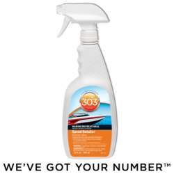 303 Marine & Recreational Speed Detailer