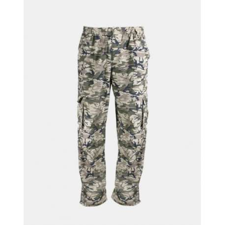 Camo Cargo Pants- Sun Protection UPF50+