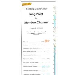 Coorong Canoe Guide- Long Point to Mundoo Channel