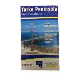 Yorke Peninsula Map
