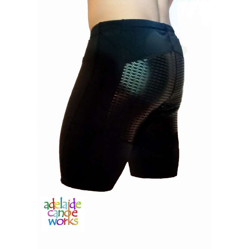 Acw Paddling Shorts With Padded Grip Rear