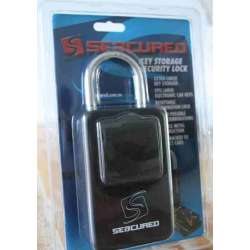 Seacured Key Storage Security Lock