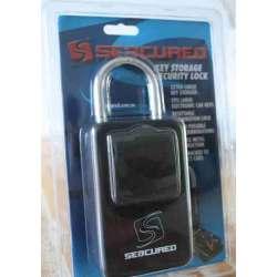 Seacured Key Storage Security Lock