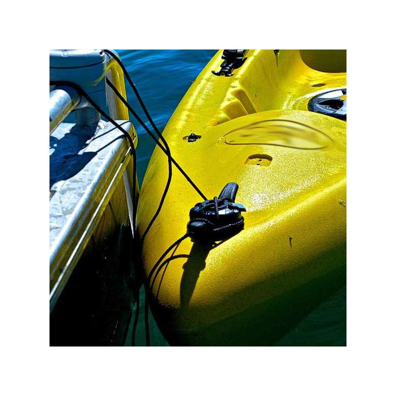 The Cleat Gives You A Tie Off Point For Stern Lines On