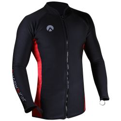 Sharkskin Chillproof Long Sleeve Full Zip Jacket
