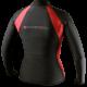 Sharkskin Chillproof long sleeve zip top