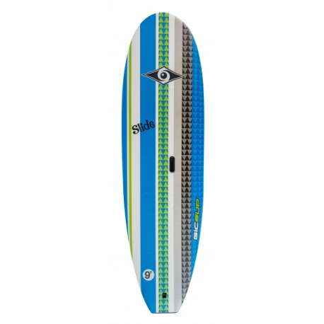 "10'6"" Slide BIC SUP PADDLEBOARD package (Board, Leg Rope, Paddle)"