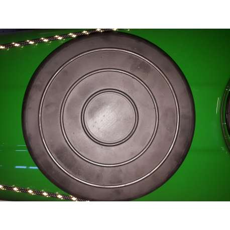 "Round kayak hatch cover - 9"" external, 20cm  - Australian Made quality rubber"