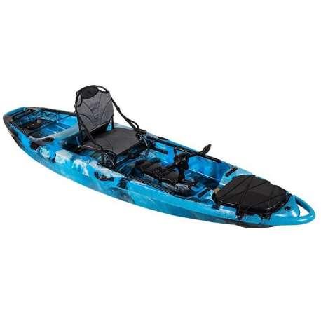 SURGE kayaks - FUSION 10 PEDAL FISHING KAYAK
