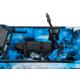 SURGE kayaks - FUSION 13 PEDAL FISHING KAYAK
