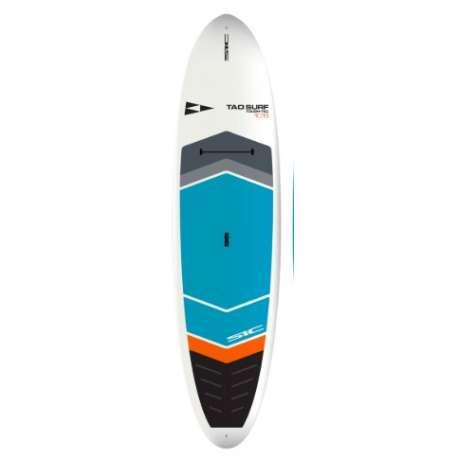 "10'6""  Tough Tec SIC SUP PADDLEBOARD - TAO SURF (TT) 10'6'' X 31.5''"
