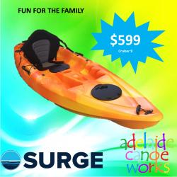 SURGE kayaks - Cruiser 9 KAYAK