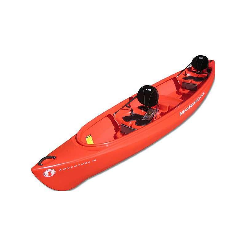 Mad River - Adventure 14 - Versatile Canoe