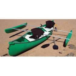Double outrigger kit Large