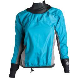 Blitz Long Sleeve Splash Paddling Top Jacket Blue
