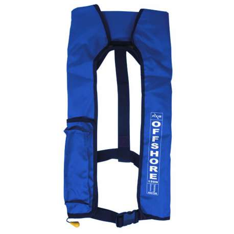 Axis Inflatable Blue